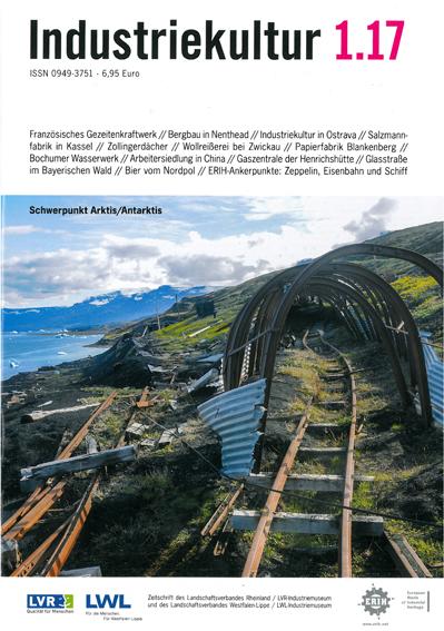 IndustrieKultur - N°1(2017)